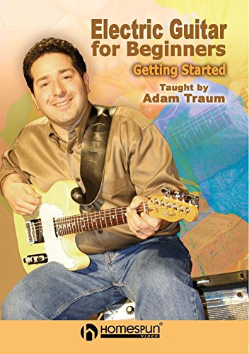 Electric Guitar for Beginners - Getting Started - Vol 1 [Instant Access]