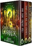Chronicles of Lorrek Box Set: Books 4-6 (Chronicles of Lorrek Omnibus Book 2)