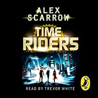 TimeRiders (Book 1) cover art