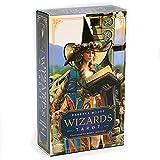 Barbara Moore Wizards Tarjetas Tarot Table Tarjetas Juegos de...