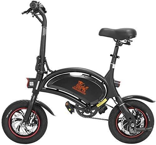 XINYIJIA Bicicleta eléctrica Motor sin escobillas de 250 W, Velocidad máxima de...