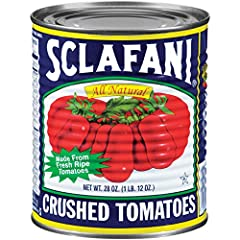A great complement to your homemade tomato sauce Made from fresh, vine ripened tomatoes Delicious, red tomatoes with a pinch of salt The perfect texture Flavorful taste and aroma in every can