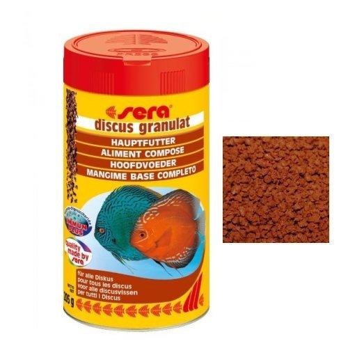 Sera –Alimento base granulado para todos los peces disco, Discus Granulat
