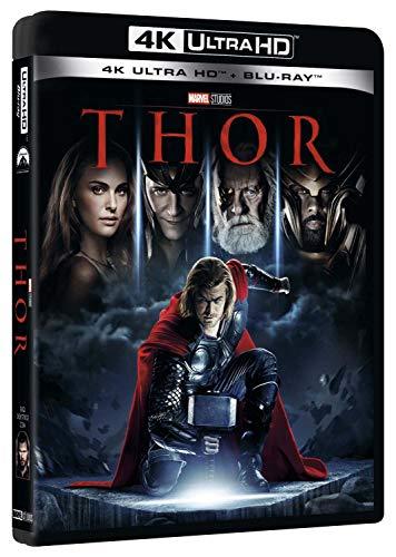 Thor (Blu-Ray 4K Ultra Hd+Blu-Ray) [Italia] [Blu-ray]