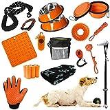 Setonware 23pc Unisex Puppy Starter Kit - Puppy Supplies, Accessories,...