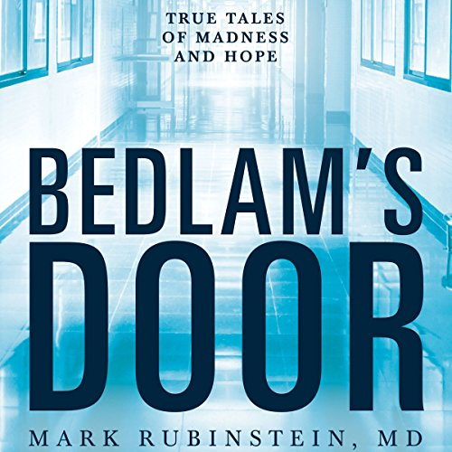 Bedlam's Door audiobook cover art