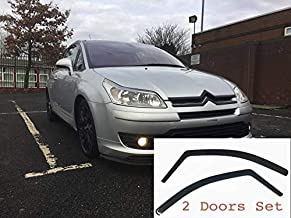 CITROEN C4 Coupe 2004 Tailgate Boot Struts Gas Springs Lifters x2 SET
