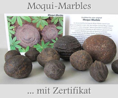 Moqui-Marbles mittel