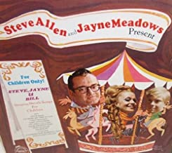 For Children Only ! Steve Allen and Jane Meadows Present
