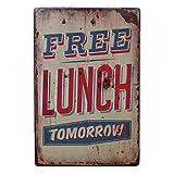N-K Wirtschaft Vintage Retro Eisen Wand Dekore Poster