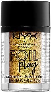 NYX Professional Makeup, Foil Play Cream Pigment - Pop Quiz 08