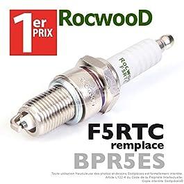 Bougie type BPR5ES. 1er Prix Rocwood. F5RTC