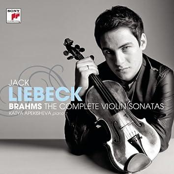Brahms: Complete Violin Sonatas