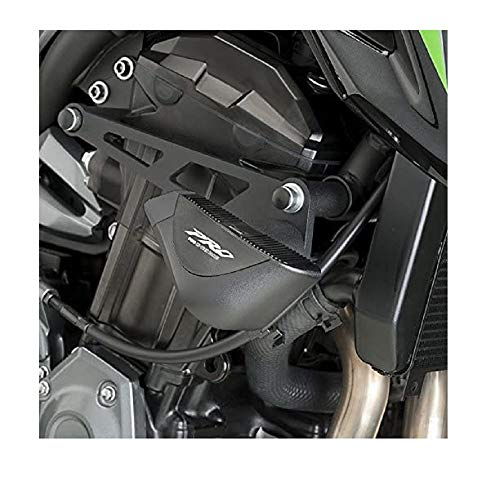 Protectores de motor Puig PRO Kawasaki Z 900 17-18 negro