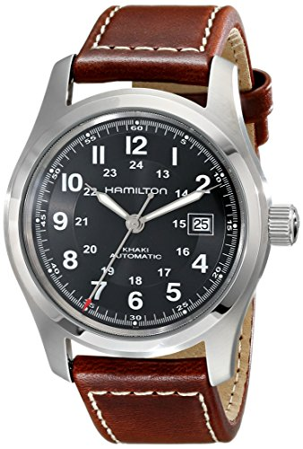 Hamilton Reloj Analógico para Hombre. de Automático H70555533