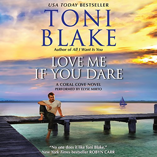 Love Me If You Dare audiobook cover art