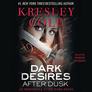 Page de couverture de Dark Desires After Dusk: Immortals After Dark, Book 6