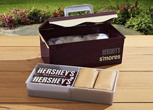HERSHEY'S S'Mores caddy, Brown