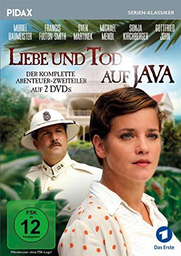 Liebe und Tod auf Java / Der komplette Abenteuerzweiteiler mit absoluter Starbesetzung (Pidax Serien-Klassiker)