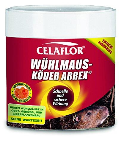 Celaflor Wühlmausköder Arrex 3477 - 100 g
