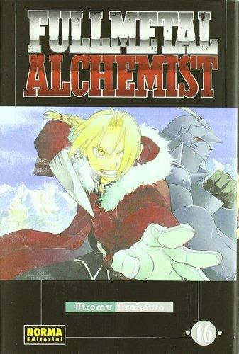 FULLMETAL ALCHEMIST 16 (CÓMIC MANGA)