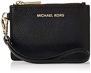 Michael Kors Mercer Small Coin Purse Black One Size