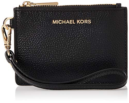 Michael Kors Money Pieces, Portafoglio Donna, Nero (Black), 5x15x20 cm (W x H x L)