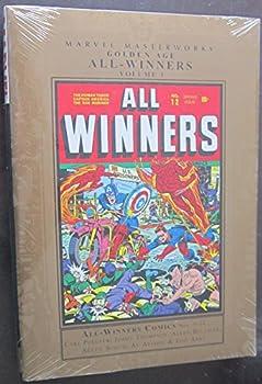 Marvel Masterworks: Golden Age All-Winners, Vol. 3 - Book #108 of the Marvel Masterworks