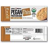 Julian Bakery Pegan Thin Protein Bar   Ginger Snap Cookie   Organic...