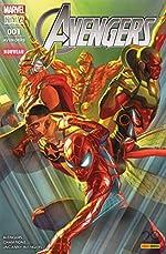 Avengers n°1 d'Al Ewing