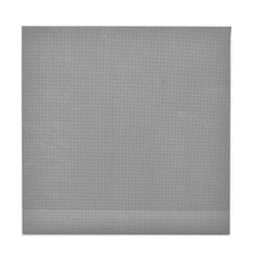 Plataforma de Vidrio de silicio cristalino de Carbono para Impresora 3D KOONOVO 310 x 310 mm para Plataforma de Impresora I3 MK3,3D Plataforma de Vidrio de silicio de Cristal de Carbono