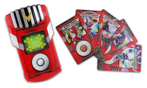 Digimon Fusion – Digi-Fusion Loader – Chargeur Parlant Version Anglaise (Import UK)
