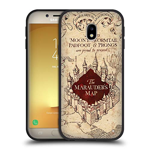 Custodia rigida ibrida per Samsung Galaxy J3 (2017) di Harry Potter The Predatore di Azkaban II Skinny Fit compatibile con Samsung Galaxy J3 (2017)