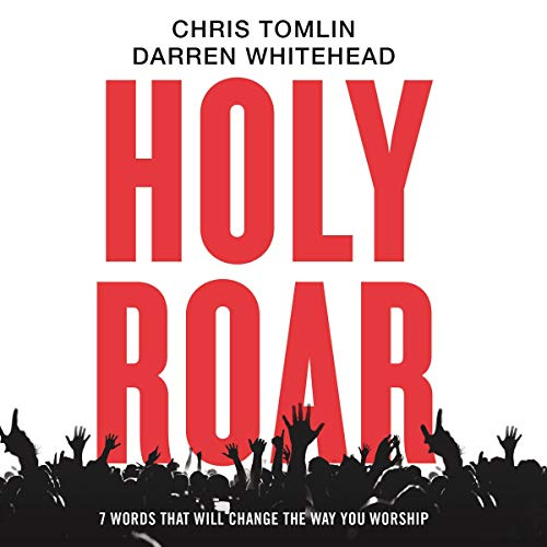 Holy Roar audiobook cover art