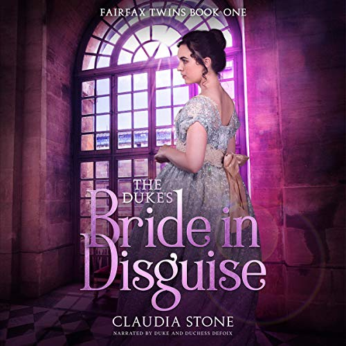 The Duke's Bride in Disguise cover art