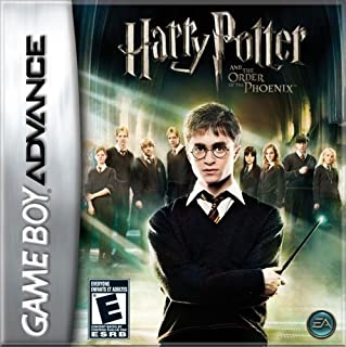 Harry Potter Gba Game
