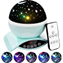 Foreita Remote Control Star Light Projector