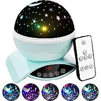 Foreita Remote Control Star Light Projector