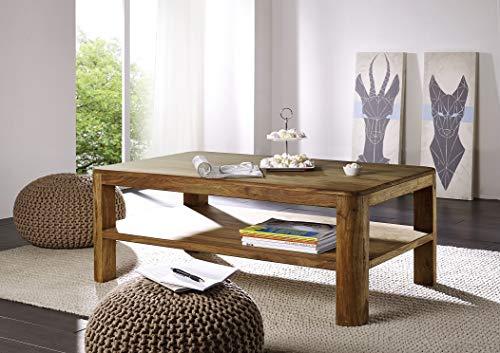 Main Möbel Couchtisch 118x70cm Indian Sunset Sheesham
