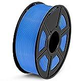 Filamento PLA 1.75mm, SUNLU PLA Filamento de Impresora 3D, Precisión Dimensional +/- 0.02 mm, 1kg...