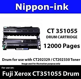 Nippon-ink CT351055 (Drum) For Use on Fuji Xerox Laser Drum - DocuPrint series: M225dw, M225z, M265z, P225d, P225db, P265dw.