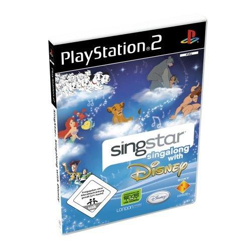 SingStar Singalong with Disney - englisch [Importación alemana]