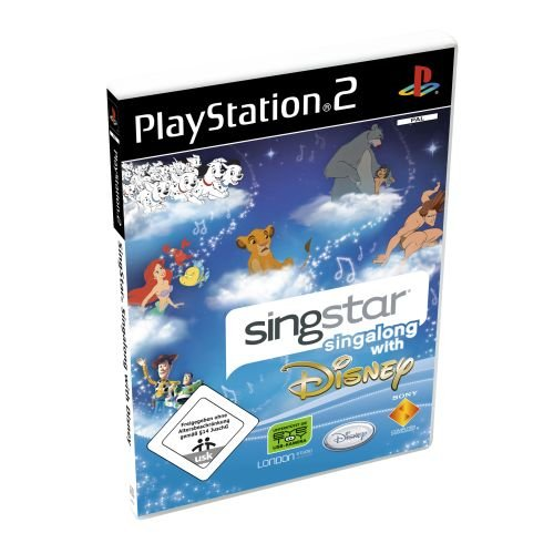 SingStar Singalong with Disney - englisch