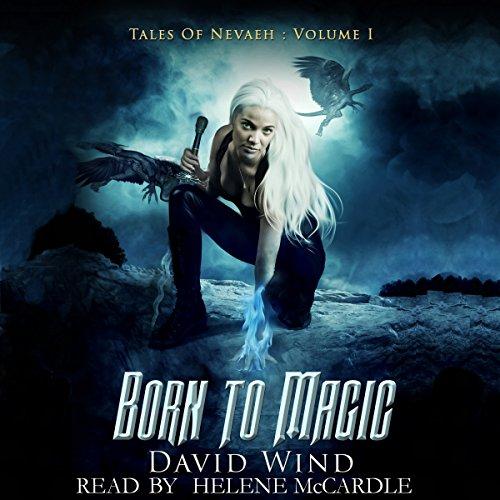 Born to Magic cover art