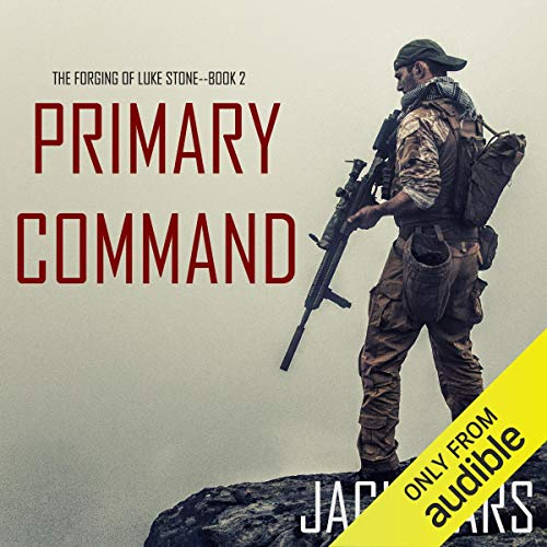 Primary Command (An Action Thriller) audiobook cover art