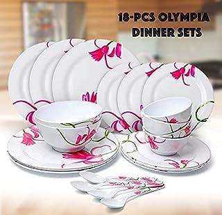18 Pcs Melamine Ware Dinner set