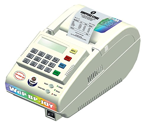 WeP BP JOY Retail Billing Printer 2 inch Thermal Billing (White)