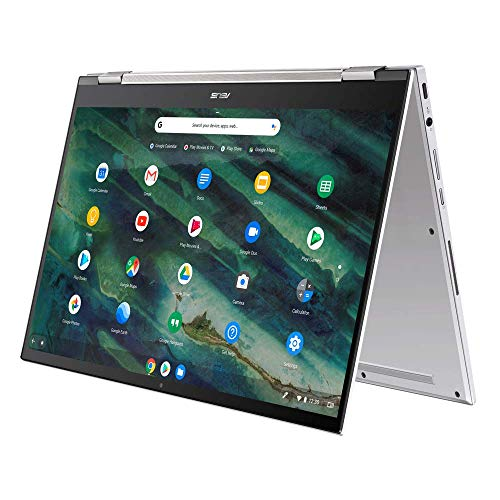 ASUS Chromebook Flip C436 (14″, FHD, IPS Touchscreen, i5 10210U, 16GB, 512GB SSD) - 6