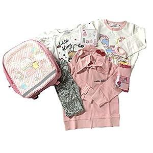 (サンリオ)sanrio 2020年 福袋 キッズ ベビー 女の子 子供服 6点セット【50900301-02】90cm ワンカラー