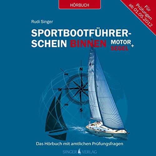Sportbootführerschein Binnen unter Motor und Segel Titelbild